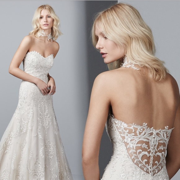 Sottero and Midgley Dresses & Skirts - Sottero and Midgley Bennett Wedding Dress